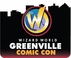 Greenville Comic Con 2015 Wizard World Convention 2-Day Weekend Admission May 29-30, 2015