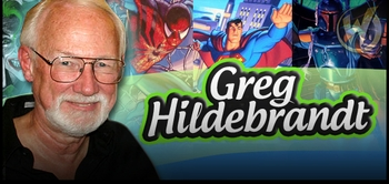 Greg Hildebrandt, Legendary Painter, Joins the Wizard World Tour!