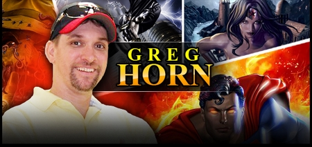 Greg Horn, <i>Spider-Man: Turn Off The Dark</i> Artist,Coming to Nashville, Austin, Ohio and Tulsa!