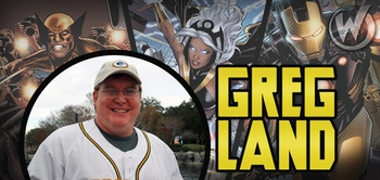 Greg Land, <i>Iron Man</i> Artist, Coming to Wizard World Austin Comic Con!