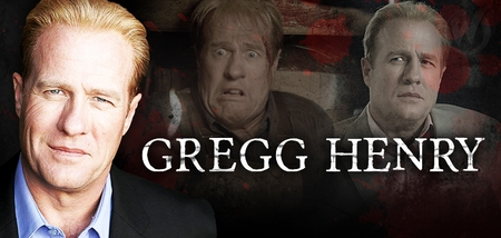 Gregg Henry, <i>Jack MacReady</i>, SLITHER, Coming to Cleveland Comic Con