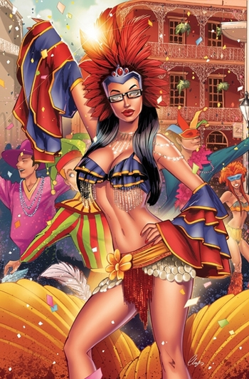 <i>Grimm Fairy Tales</i> #79 New Orleans Comic Con Exclusive by Zenescope