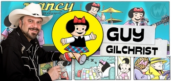 Guy Gilchrist, <i>Nancy</i>, Coming to Nashville Comic Con!