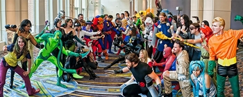 �Harry Potter,� �Star Wars,� Superheroes, Cosplayers Among Fan Communities At Wizard World Ohio Comic Con