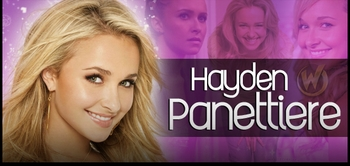 Hayden Panettiere, <i>Heroes</i>, Joins the Wizard World Tour!