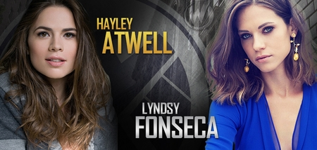 Hayley Atwell & Lyndsy Fonseca, �Agent Carter,� Coming to St. Louis!