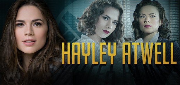 "Hayley Atwell, <i>Peggy Carter</i>, �Agent Carter,"" Coming to St. Louis!"