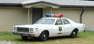 �Hazzard County Patrol Car�