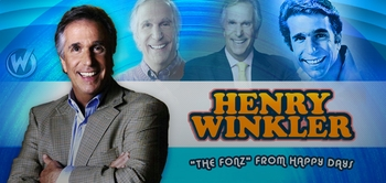 Henry Winkler, <i>The Fonz</i>, �Happy Days,� Coming to Cleveland!