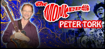 Hey, Hey! The Monkees� Peter Tork Joins the Wizard World Comic Con Tour!