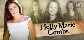 Holly Marie Combs, <i>Piper Halliwell</i>, �Charmed,� Coming to Philadelphia Comic Con!