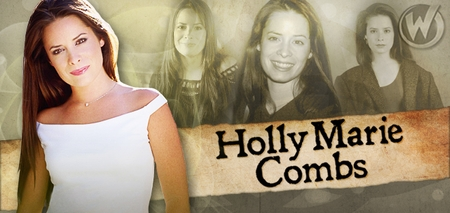 Holly Marie Combs, Piper Halliwell, �Charmed,� Joins the Wizard World Comic Con Tour!