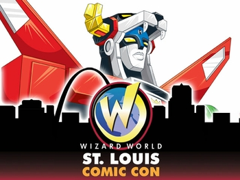 Hometown Hero Voltron To �Defend� St. Louis @ Wizard World