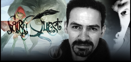 Humberto Ramos & Paul Jenkins, <i>Fairy Quest</i>, Join the Wizard World Comic Con Tour!