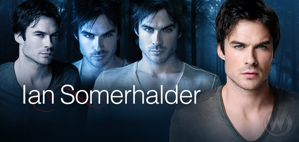 Ian Somerhalder, <i>Damon Salvatore</i>, �The Vampire Diaries� Coming to New Orleans Comic Con!