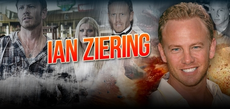 Ian Ziering, �Fin Shepard,� SHARKNADO, Joins the Wizard World Comic Con Tour!