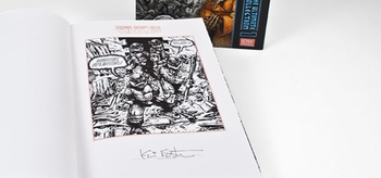IDW Limited Showcasing New Exclusive TMNT Comic @ New Orleans Comic Con