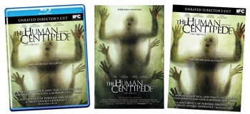 IFC Debuts Human Centipede DVD & Blu-Ray @ Big Apple Comic Con!