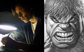 INCREDIBLE HULK, AND PITT ARTIST DALE KEOWN TO ATTEND TORONTO COMIC CON