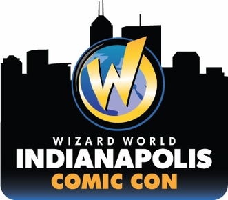 Indianapolis Comic Con 2015 Wizard World Convention 3-Day Weekend Admission February 13-14-15, 2015