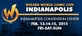 Wizard World Comic Con Indianapolis 2016 3-Day Weekend Admission TBD, 2016 FRI-SAT-SUN