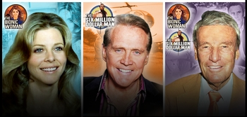 It's A Bionic Bonanza As Lindsay Wagner And Richard Anderson Join Lee Majors At Wizard World Austin Comic Con!