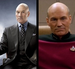 IT�S A STAR TREK CELEBRATION!  LEGENDARY ACTOR PATRICK STEWART TO JOIN WIZARD WORLD PHILADELPHIA COMIC CON