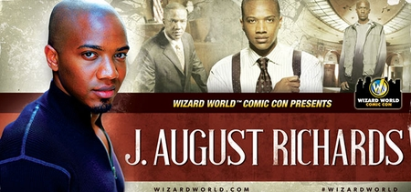 J. August Richards, <i>Mike Peterson/Deathlok</i>, �Agents of S.H.I.E.L.D.,� Joins the Wizard World Comic Con Tour!