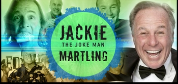 Jackie �The Joke Man� Martling to Appear @ Philadelphia & Chicago Comic Cons!