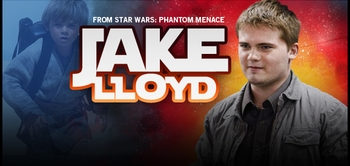 Jake Lloyd, <i>Anakin Skywalker</i>, STAR WARS: EPISODE I, Joins the Wizard World Comic Con Tour!