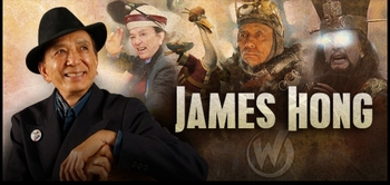 James Hong, <i>Mr. Ping</i>, KUNG FU PANDA, Joining the Wizard World Comic Con Tour!