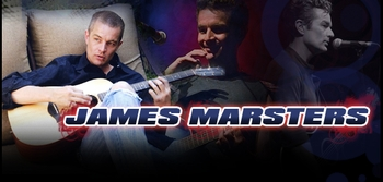 James Marsters Live in Concert and 50th Birthday Celebration - Friday, August 10th!