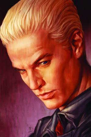 <i>James Marsters</i> NYC Experience VIP Exclusive Lithograph by Jo Chen