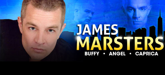 James Marsters, <i>Spike</i>, from �Buffy� & �Angel� Coming to Des Moines & Orlando!