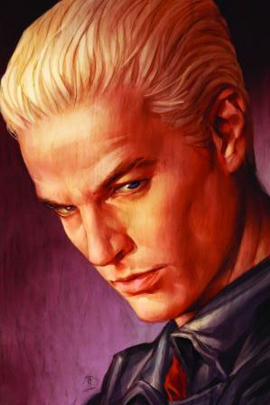 <i>James Marsters</i> St. Louis Comic Con VIP Exclusive Lithograph by Jo Chen