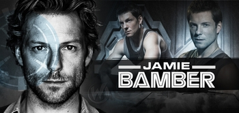 Jamie Bamber, <i>Lee �Apollo� Adama</i>, �Battlestar Galactica,� Coming to Nashville Comic Con!