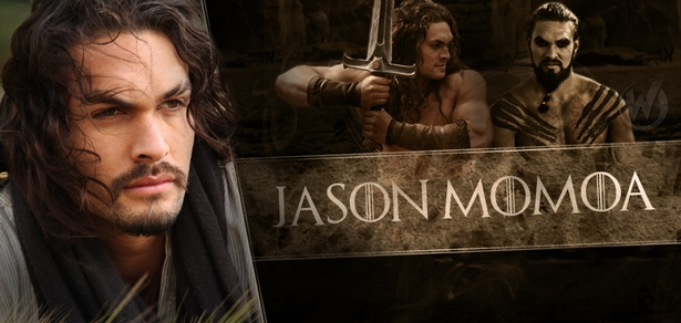 Jason Momoa, <i>Khal Drogo</i>, �Game of Thrones,� Coming to Louisville Comic Con!