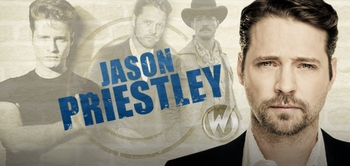 Jason Priestley, <i>Brandon Walsh</i>, �Beverly Hills, 90210,� Coming to Chicago Comic Con!