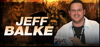 Jeff Balke, <i>EAGLE AWARD NOMINATED</i> Colorist, Joins the Wizard World Tour!