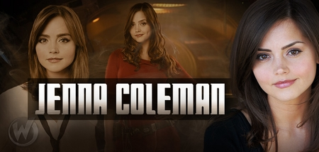 Jenna Coleman, <i>Clara Oswald</i>, �Doctor Who,� Coming to New Orleans!