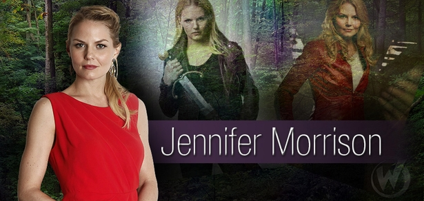 Jennifer Morrison, <i>Emma Swan</i>, �Once Upon a Time,� Coming to Portland!