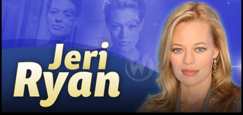 Jeri Ryan, <i>Seven of Nine</i> from �Star Trek: Voyager,� Joins the Wizard World Comic Con Tour!