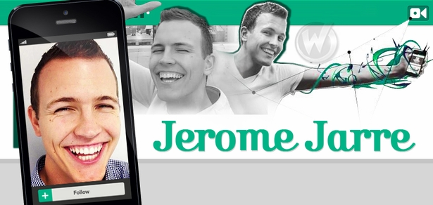 Jerome Jarre, <i>Social Media Phenom</i>, Coming to socialcon CHICAGO