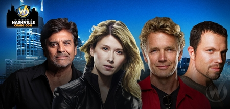 Jewel Staite, John Schneider, Erik Estrada, Lori Petty Among Top Celebrities Scheduled To Attend Wizard World Comic Con Nashville, September 25-27
