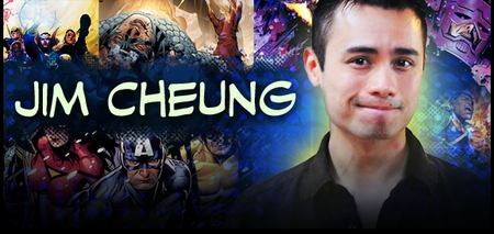 Jim Cheung, <i>Avengers Vs. X-Men</i> Artist, Joins the Wizard World Comic Con Tour!