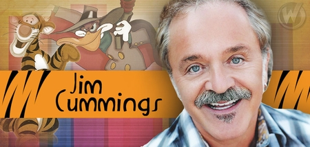 "Jim Cummings, <i>Winnie the Pooh, Tigger</i>, �Winne the Pooh,� <i>Darkwing Duck</i>, ""Darkwing Duck,"" Coming to Nashville!"