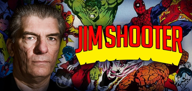 Jim Shooter, <i>Former Editor-In-Chief, Marvel Comics</i>, Coming to Tulsa, Austin & Reno