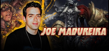 Joe Madureira, �<i>Joe Mad</i>,� Joins the Wizard World Tour!