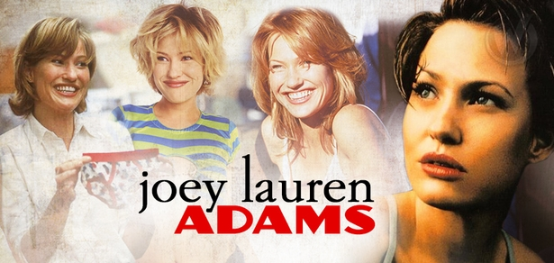 Joey Lauren Adams, <i>Alyssa Jones</i>, CHASING AMY, Coming to Albuquerque & Richmond!