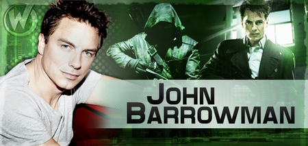 John Barrowman, <i>Captain Jack Harkness</i> from �Doctor Who/Torchwood,� Coming to Chicago Comic Con!